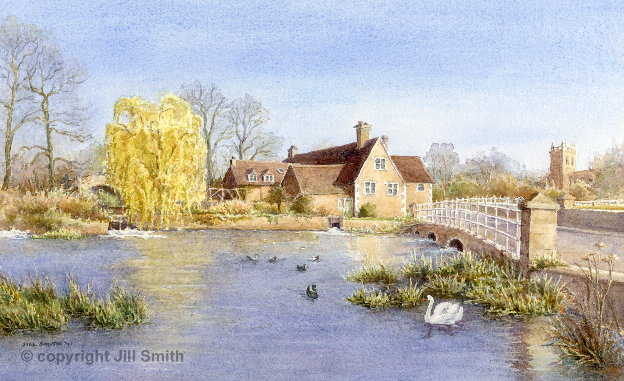 FairfordMill