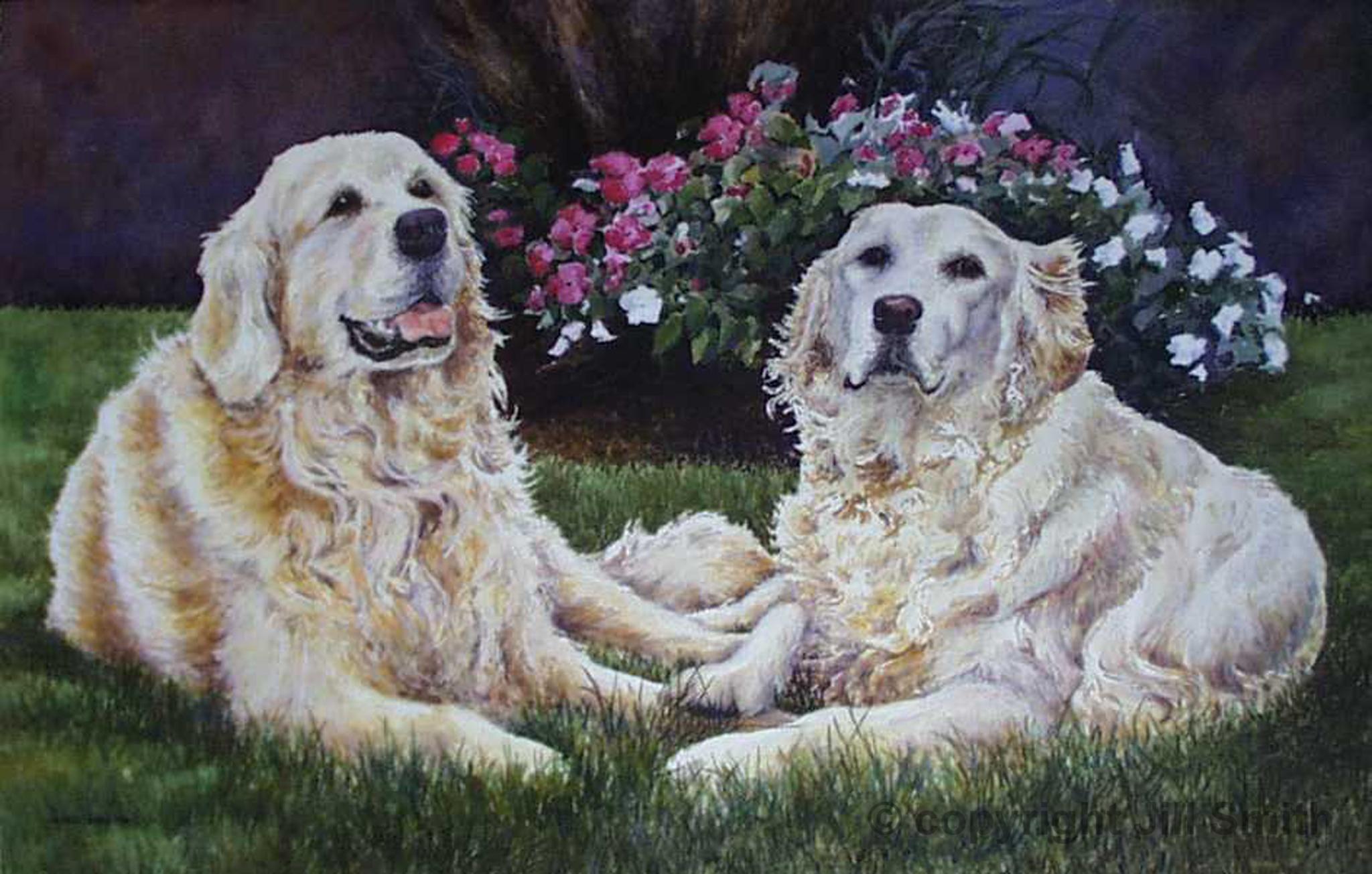 Teddy and Joy