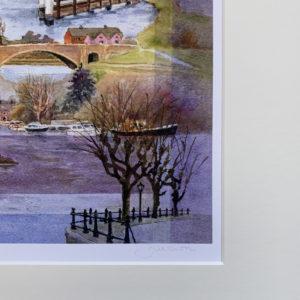 Abingdon Walkabout (Giclée Print)