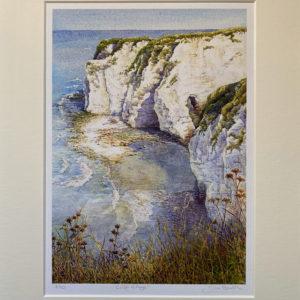 Cliff Edge (Giclée Print)