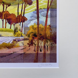 Ridgeway Aspects (Giclée Print)
