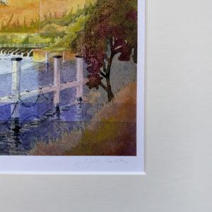 Wittenham Viewpoints (Giclée Print)