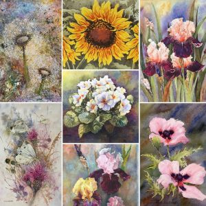 Floral Selection card pack
