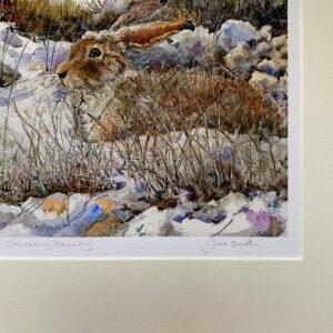 Shivering Beauty (Giclée Print