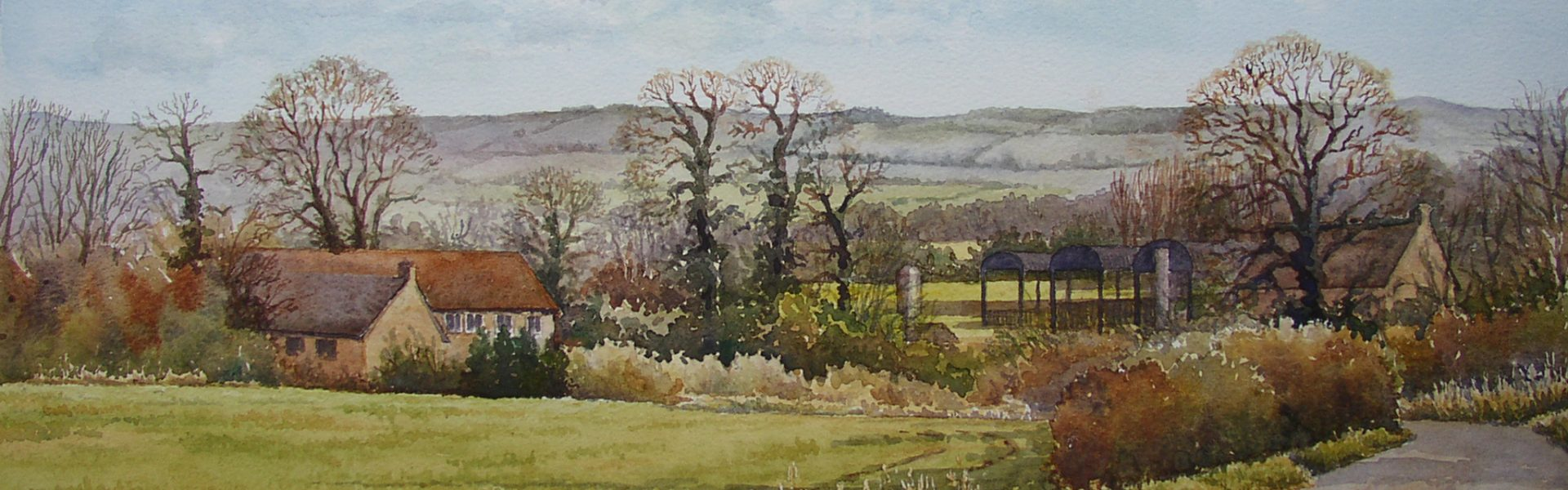 Ridgeway View, Marcham SOLD